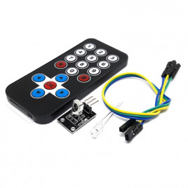 Infrared IR Wireless Remote Control Kits