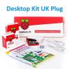 Raspberry Pi 4 Desktop Kit UK Plug (4GB)