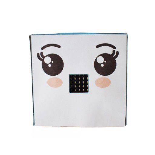 [Back Fun Project] CUBOT - A micro:bit Cute Mobile Robot