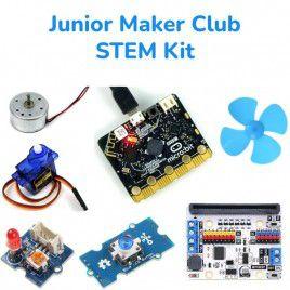 Junior Maker Club STEM Kit - micro:bit