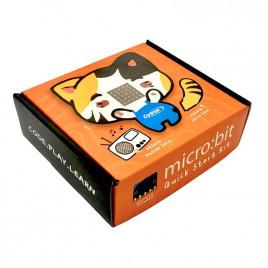 Microbit Quick Start Kit (Include micro:bit)