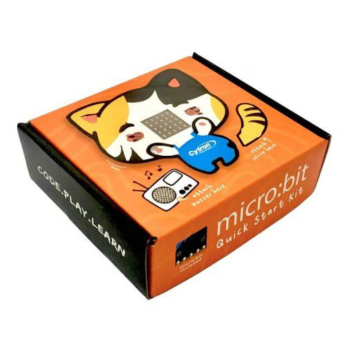 Microbit Quick Start Kit (without micro:bit)
