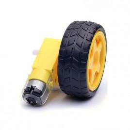TT Motor + Wheel Kit