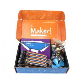 Maker UNO X Learning Box - Everything You Need To Start Making