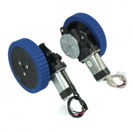 Motor Mount & 5 Inches Wheel Kit
