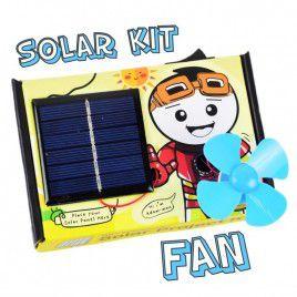 RBT Standard 5 Solar Project Kit - Fan