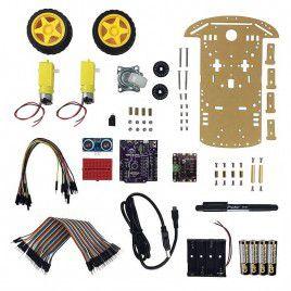 Obstacle Avoidance Mobile Robot Kit