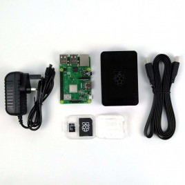 Raspberry Pi Media Kit