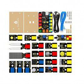 EASY-Plug STEAM Starter kit for Arduino-21pcs Modules