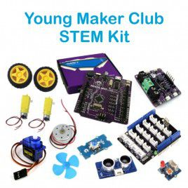 Young Maker Club STEM Kit - Maker UNO