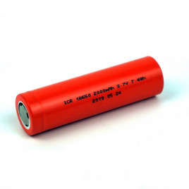 3.7V 2000mAh Li-Ion Battery