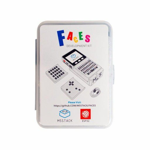 M5 Faces Pocket Computer Kit