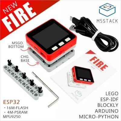 M5Stack Fire ESP32 Development Kit