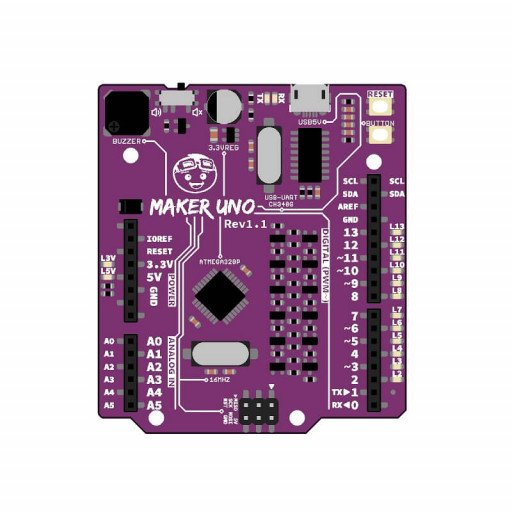 Maker UNO: Simplifying Arduino for {Education}