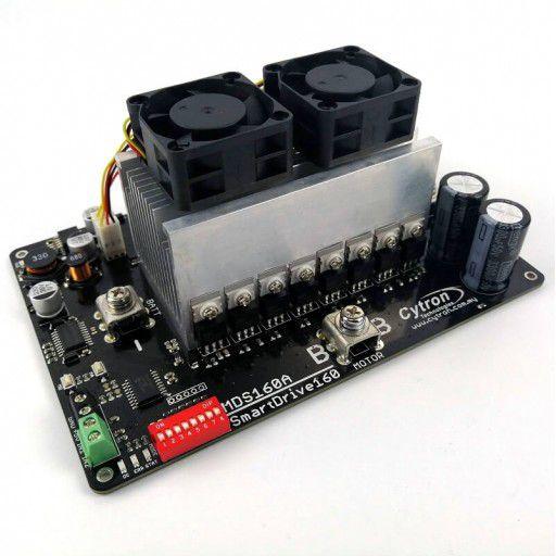 160Amp 8V-28V SmartDrive DC Motor Driver