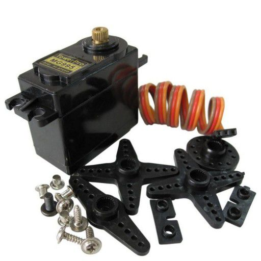 MG995 Metal 360 Continuous Servo