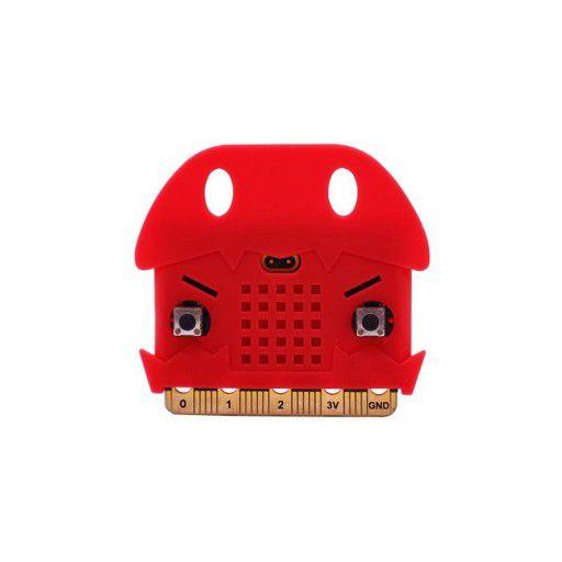 Silicon Case for BBC micro:bit V1.X-Red