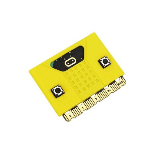 Silicon Case for micro:bit V2-Yellow