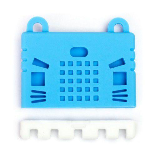 Silicon Case for BBC micro:bit (Blue)