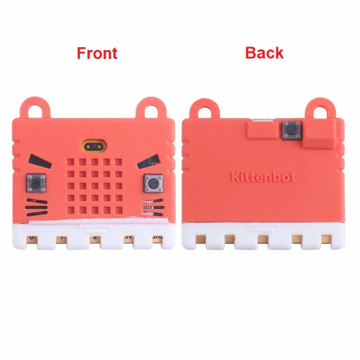 Silicon Case for BBC micro:bit (Red)