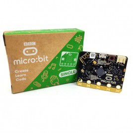 micro:bit V2 mainboard