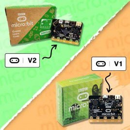 BBC micro:bit mainboards