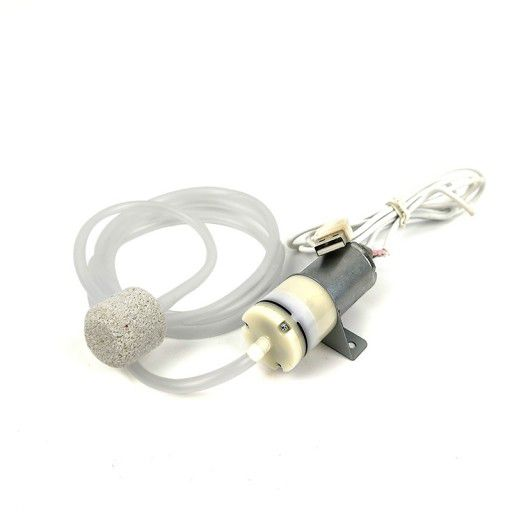 USB 5V Oxygen Pump with Pipe & Bubble Stone