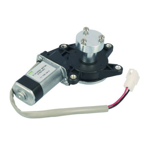 Power Window Motor with Coupling (Right)