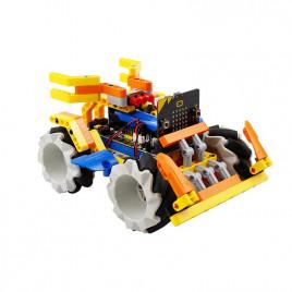 Omni:bit smart robot car with Mecanum Wheel (without micro:bit)