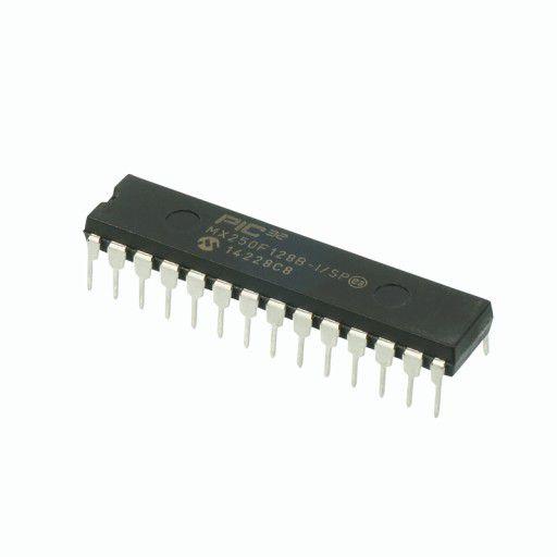 PIC32MX250F128B-I/SP