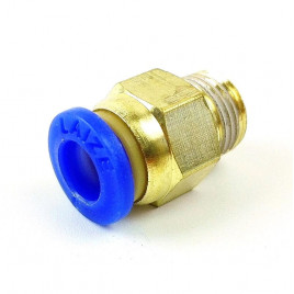 PC6-01 6mm Pneumatic Male Straight Connector