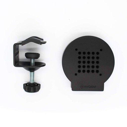 MyCobot G Clamp Base - Black