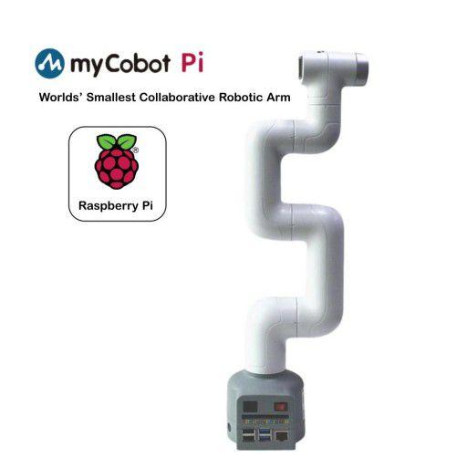 myCobot Pi - 6 axis Collaborative Robotic Arm