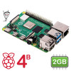 Raspberry Pi 4 Model B - 2GB (Rev1.2)
