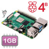Raspberry Pi 4 Model B - 1GB