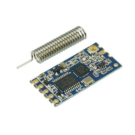 433MHz RF (UART) Transceiver Module-1km