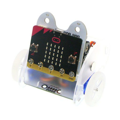 ElecFreaks Ring:bit Car v2 for micro:bit (without micro:bit)