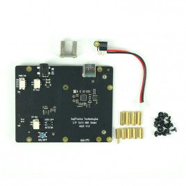 """USB3.0 to 2.5"""" SSD Expansion board for RPi4B"""
