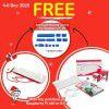 Raspberry Pi 400 Wireless Mouse Bundle 1-US Layout