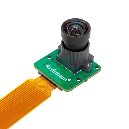 12MP IMX477 with M12 Lens Module for RPi