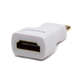 Official RPi mini HDMI adapter