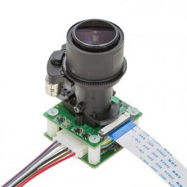 8MP Pan Tilt Zoom Camera for Raspberry Pi