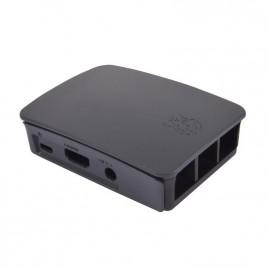 Official Casing for Raspberry Pi 2/3/B+  (Black/Grey)