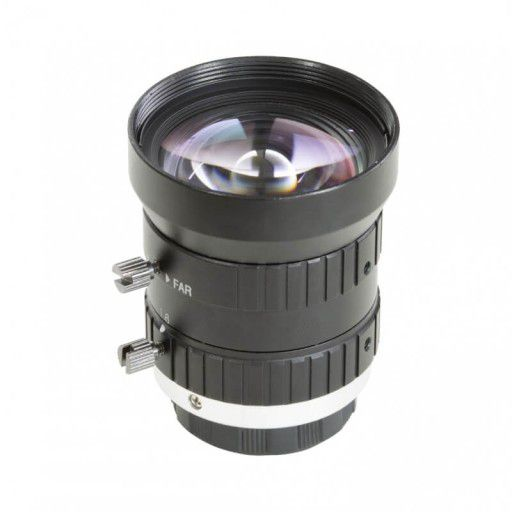 5mm C Mount Lens for Raspberry Pi HQ Camera