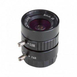 8mm CS Mount Lens for Raspberry Pi HQ Camera