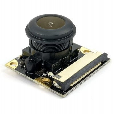 Fish Eye Lense Raspberry Pi 5MP IR Camera