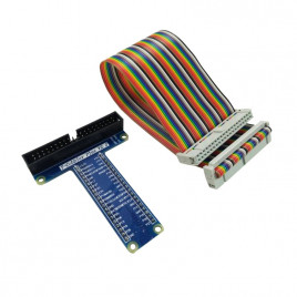 T-Cobbler Breakout + GPIO Cable for RPI