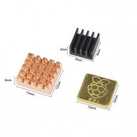 Raspberry PI 3 Heatsink Set (3pcs)
