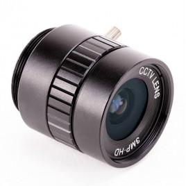 Raspberry Pi 6mm Wide Angle Lens (CS Mount)