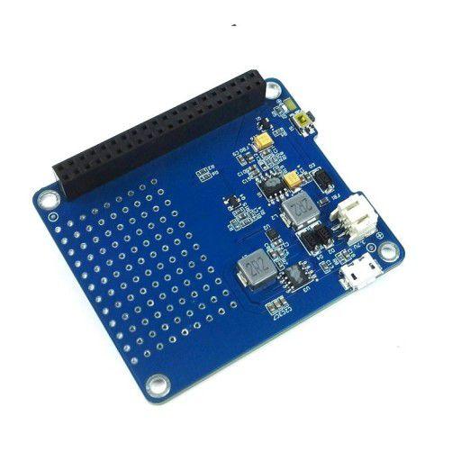 UPS Power HAT for Raspberry Pi